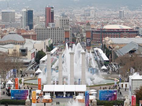 Congrès mondial du Mobile: une plateforme pour les business mans | Barcelona Life | Scoop.it