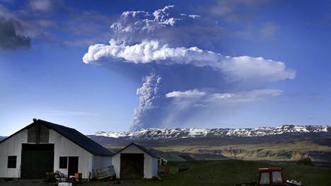 Le Volcan Grimsvoetn   Epic pics   Scoop.it
