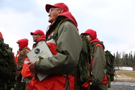 In Canada, Some Rangers Stay at Their Posts a Long, Long Time   Military Canada   Scoop.it