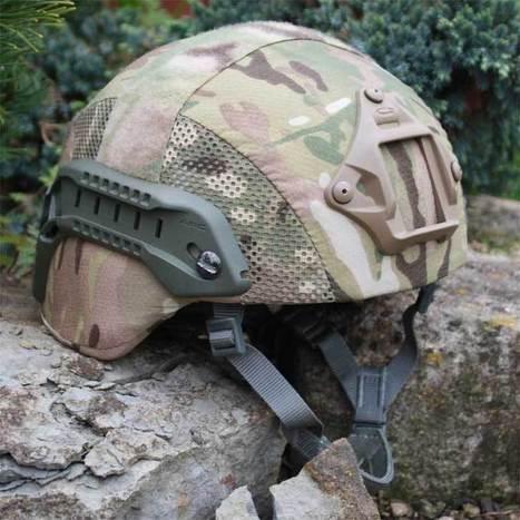 IA Multicam Helmet Cover | Military gear | Scoop.it