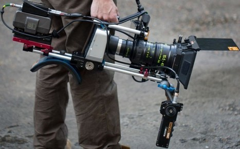 Blackmagic Cinema Camera: Complete Cinema Overview & Hands On   Gear in Motion   Scoop.it