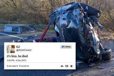 10 Most Unbelievable Live Tweets | Strange days indeed... | Scoop.it