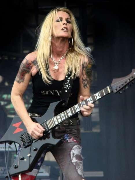 The Sexiest Women in Rock | Sex Talk Radio | Scoop.it