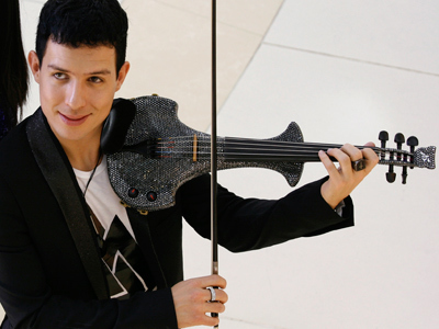 Quickie record: Violinist named world's fastest fiddler | Electric Violin | Scoop.it