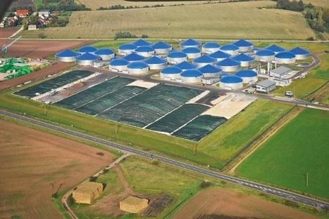 Méthanisation A quoi ressemble une raffinerie de biogaz allemande? | Elevage | Scoop.it