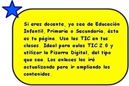 Jesusalonso - Home | Recursos para el aula en Primaria | Scoop.it