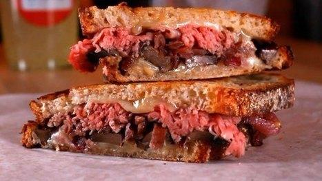 Phantom Gourmet: Tastiest Greater Boston Sandwich Shops | Boston, you're my home | Scoop.it
