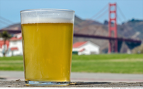 What's driving San Francisco? Beer - Nov. 6, 2014 | marketing | Scoop.it