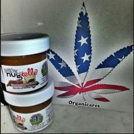 Une pâte à tartiner au cannabis vendue en Californie   Mais n'importe quoi !   Scoop.it