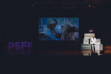 Wearable Tech Hacker: Why We Need To Give Clothes Intelligence And Purpose [PSFK 2014] - PSFK | Innovate Me | Scoop.it