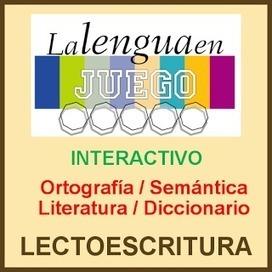 la lengua en juego - aula rural de primaria - Blogger | Recursos en educación | Scoop.it