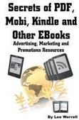 Smashwords – Secrets of PDF, Mobi, Kindle and Other EBooks Advertising, Marketing and Promotions Resources —a book by Lee Werrell | Financial Services Compliance UK | Scoop.it