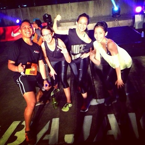 .@shebbysabrina   #BAJAKJKT #NTC #Nike #jakarta #run #event #training #iphonesia #igers #shebby...   BajakJKT   Scoop.it