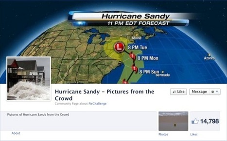 Social Media and Hurricane Sandy | Digital Ethos | Social Media, the 21st Century Digital Tool Kit | Scoop.it