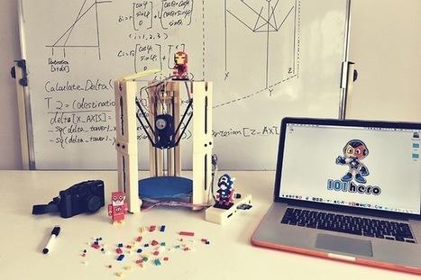 La PREMIÈRE imprimante 3D à 49 $ ! - Geekirc.Me | Machines Pensantes | Scoop.it