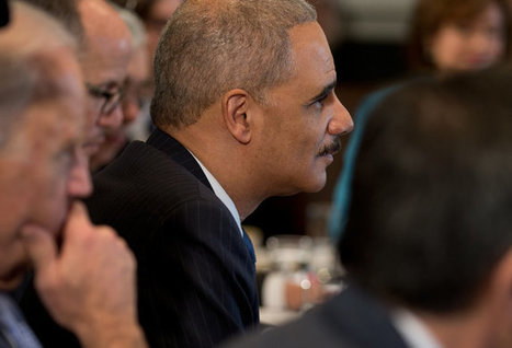 At Supreme Court, Eric Holder's Justice Dept. Routinely Backs Officers' Use of Force | Upsetment | Scoop.it