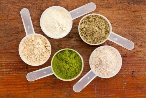 Which Protein Powder Is Right For YOU? | Health and Fitness Magazine | Scoop.it