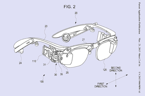 Sony patent reveals dual-lens Google Glass rival | Immersive Virtual Reality | Scoop.it