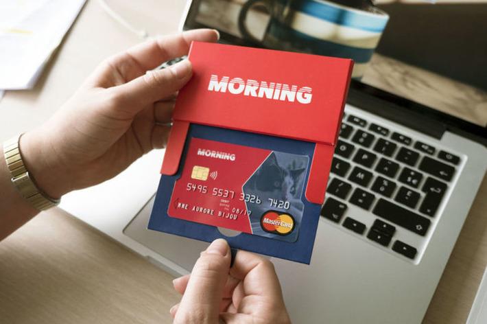 La start-up toulousaine Morning lance sa carte bancaire Mastercard | Moyens de paiements | Scoop.it