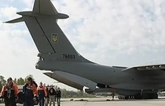 Fort Russ: Misfortunes of Ukrainian rescue mission in Nepal continue: landing gear damaged while landing in Delhi | Global politics | Scoop.it