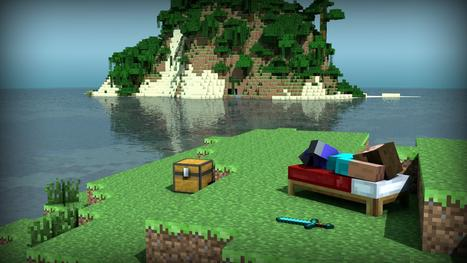 Escape To Morrow: Minecraft as a Game Design Engine for Students ~ edWeb | Serious-Minded Games | Scoop.it