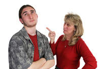 Authoritative parenting - be in control of the parent teen relationship | Elaine3yb | Scoop.it