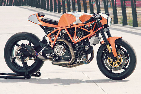 Ducati 900S – CC Racing Garage - Pipeburn.com | Ductalk Ducati News | Scoop.it