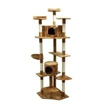 ALEKO® Cat Tree Condo Scratching Post | Aleko Products | Scoop.it