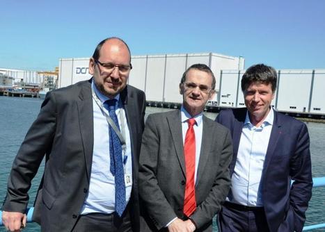 STX Lorient : DCNS met tout son poids dans la balance | Actualités Entreprises du Morbihan | Scoop.it