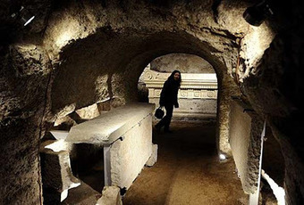 Tomb of the Scipios reopens to public in Rome | Ancient Leadership | Scoop.it