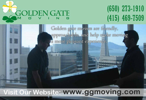 Fast and Reliable San Francisco Mover | Golden Gate Moving Services | Scoop.it
