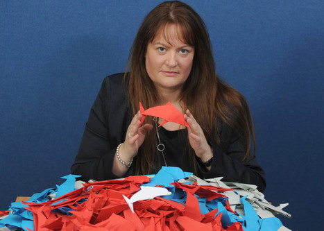 End the hunt of dolphins and whales: woman makes origami animals and joins ... - Cambridge News | Dolphin Hunting | Scoop.it
