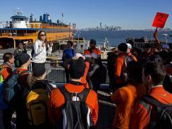 NYC Marathon runners help with relief efforts   Hip Hop for Social Change   Scoop.it