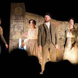Captive audience: Abbey Theatre stages production in Wheatfield prison in a first for actors - | The Irish Literary Times | Scoop.it