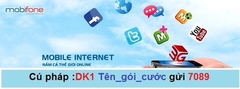Đăng Ký Dịch Vụ 3G Mobile Internet Mạng MobiFone | Dịch vụ Vas | Scoop.it