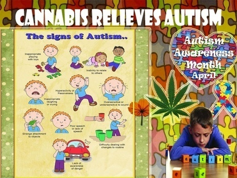 Cannabis Relieves Autism | Medical Marijuana USA | Scoop.it