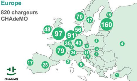 Charge rapide & Directive Européenne – CHAdeMO prône l ... - Avem | Véhicules électriques, bornes de recharge | Scoop.it