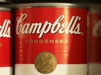 Campbell Soup Seeks K-Cup Revenue Boost (CPB) | Benzinga | Prospect Accounts | Scoop.it