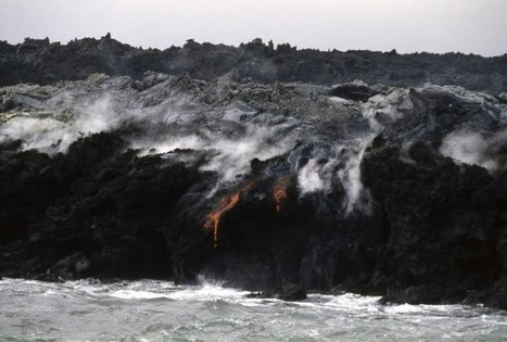 Galapagos Islands' Volcanic Plume Not Where It Should Be | Geology | Scoop.it