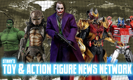 TOY NEWS FOR 9/6/2013 - HOT TOYS - Stinny's Toy & Action ... | Action Figures Toy Gifts For Christmas | Scoop.it