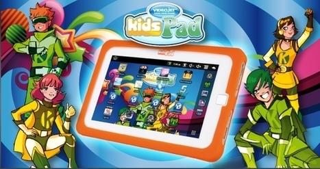 Tablette tactile pour enfants : avis de parent et d'enfant sur une KidsPad ! - Tablette-tactile.net | Je, tu, il... nous ! | Scoop.it