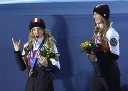 Some Inspirational Stories From The 2014 Sochi Winter Olympics - Teaching Kids News | Kids Magazines | Scoop.it