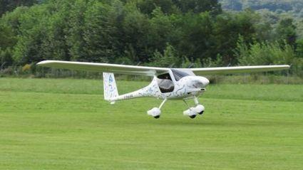 Le Pipistrel Wattsup, un avion d'école électrique | Positive climb | Scoop.it