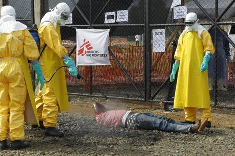 Ebola virus in humans may be here to stay; fatality rate is 71% | The human scale | Scoop.it