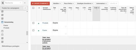 Comment paramétrer AdWords Remarketing | Stratégies et tendances de l'E-marketing | Scoop.it