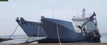 COLOMBIA - Participa en el ejercicio 'Unitas' con un buque de construcción propia   PERU y GeoPOLITICA   Scoop.it