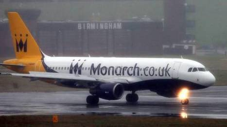 Monarch Airlines takeover speculation amid claims of market turbulence - BelfastTelegraph.co.uk | Business Video Directory | Scoop.it