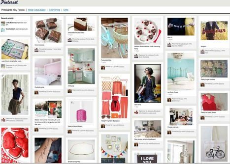 30+ Ways Teachers Can Use Pinterest Learning | Visual communication design | Scoop.it
