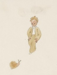 Antoine de Saint-Exupéry's Original Watercolors for The Little Prince | Brocooli | Scoop.it