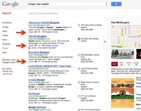 Nuovo Google+ Local: Google Places va in Pensione, la Ricerca Locale si Rivoluziona | Social media culture | Scoop.it